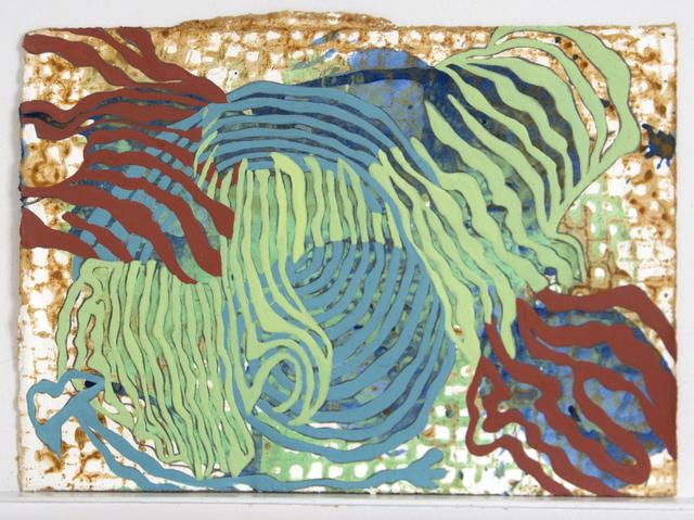 , 'NG 6,' 2013, McClain Gallery