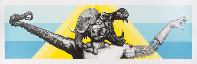 La Pandilla, 'Miami', 2012, Julien's Auctions