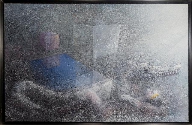 , 'Presencia Etérea,' 1986, LS// Galería