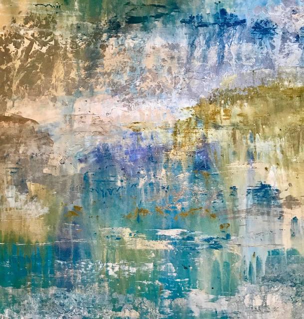 , 'Aqua Rush,' 2018, Art Post Gallery