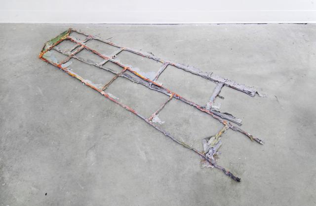 , 'Flaming Ladder,' 2016, GRIN