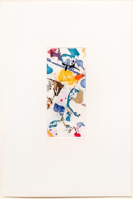 Sam Francis, 'Untitled', 1986, Leslie Sacks Gallery