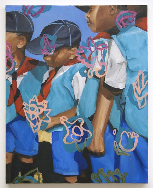 , 'Scouts,' 2017, KOKI ARTS