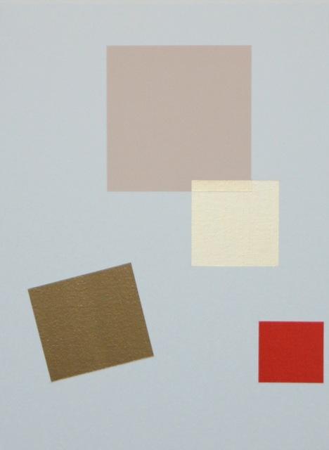 , 'After Painting [EL] III,' 2015, Bath Street Gallery