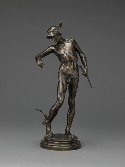 , 'Perseus Arming,' ca. 1881, The Fine Art Society