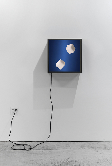 , 'Additive (sugar cubes),' 2015, Casemore Kirkeby