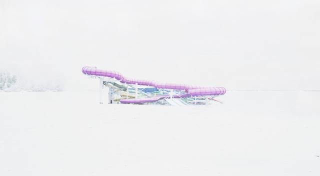 , 'Sustained void,' 2014, ifa gallery