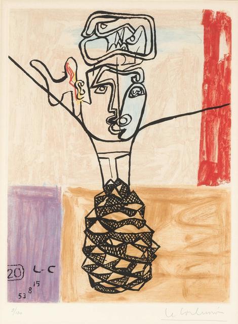 Le Corbusier, 'UNITÉ XX', 1953, Doyle