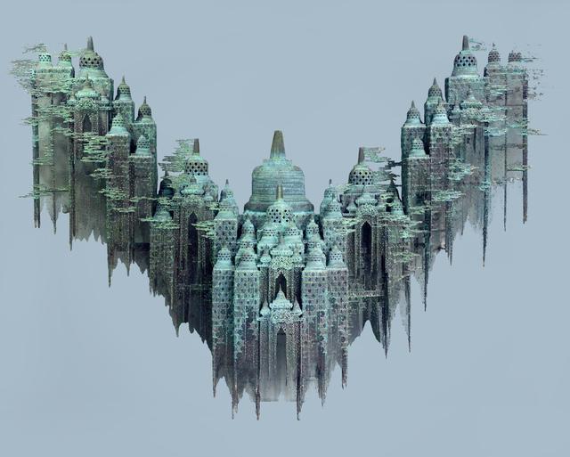, 'Borobudur  Ⅴ  婆罗传奇(五),' 2018, Linda Gallery
