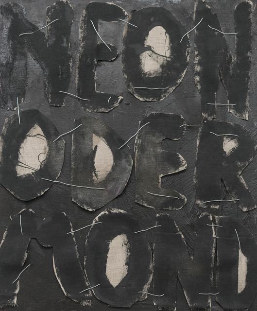 , 'o.T. (NEON ODER MOND),' 2008, Ruttkowski;68