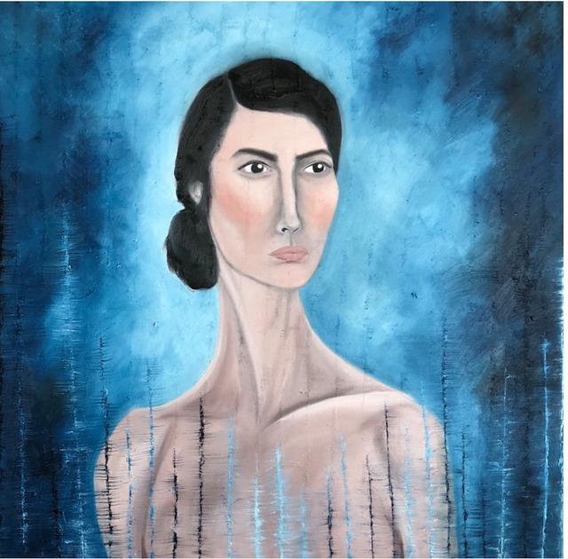 , 'Blind Faith,' 2018, Janet Rady Fine Art
