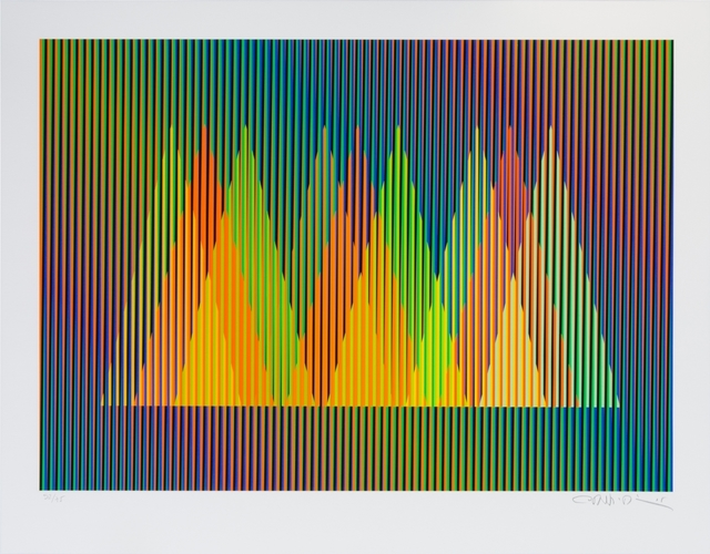 , 'Serie Cardíaca Triángulo 1,' 2015, Marion Gallery