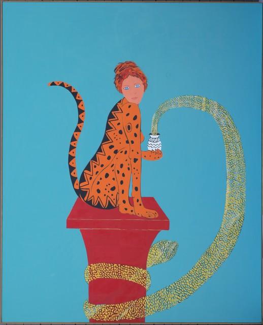 , 'Bather #7,' 1982, Anglim Gilbert Gallery