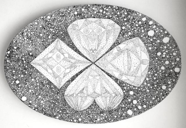 , 'A Trillion Carats,' 2013, Galerist