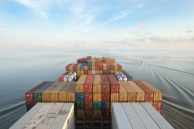 , 'Container Ship,' ca. 2017, Foto Relevance