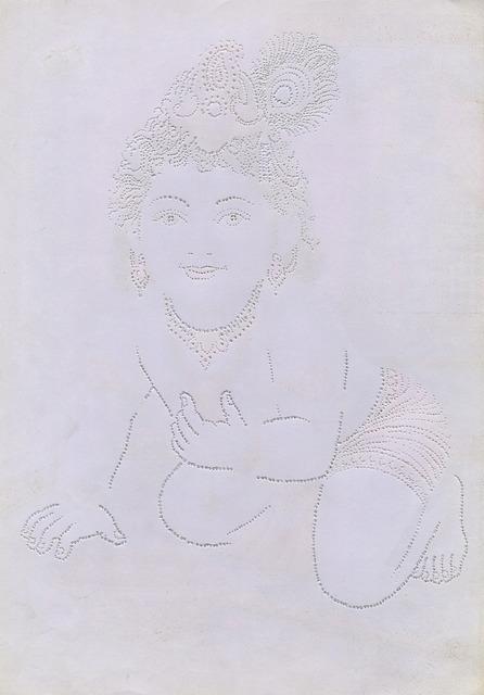 , 'Krishna bambino,' 2013, Studio SALES di Norberto Ruggeri