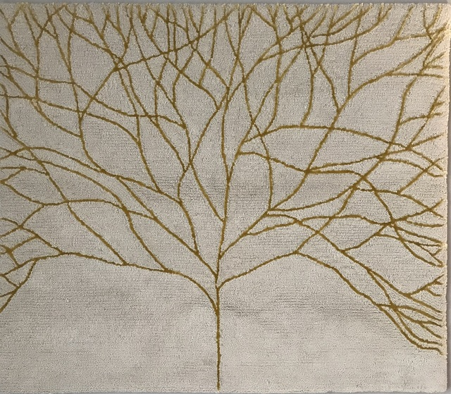 , 'Gold Tree,' 2018, Oliver Sears Gallery