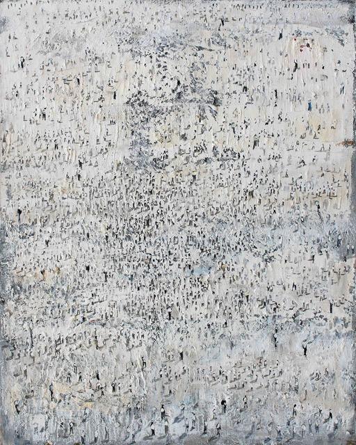 , 'Früher (Before),' 2012, Rosenbaum Contemporary
