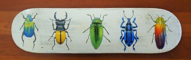 , 'Meet the Beetles,' 2019, STUDIO Gallery