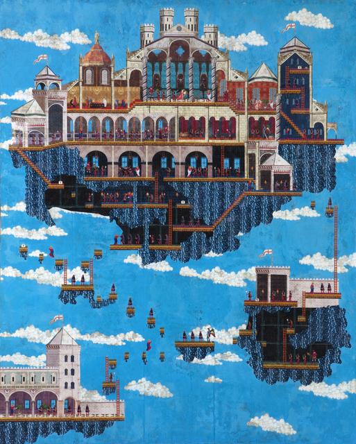Dan Hernandez, 'Segacielo Civita', 2010-2016, Coleccion SOLO