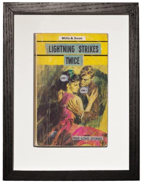 , 'Lightning strikes twice,' 2015, Nanda Hobbs Contemporary