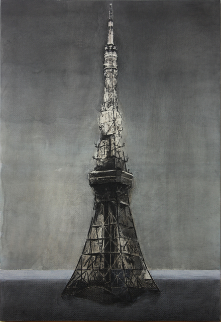 , 'Tokyo tower ,' 2017, Art Front Gallery