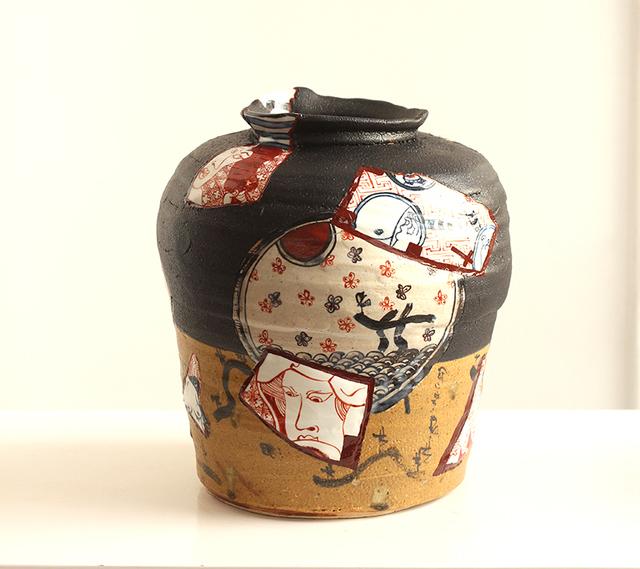 , 'Yobitsugi Style Vase #3,' 2018, Masterworks Gallery