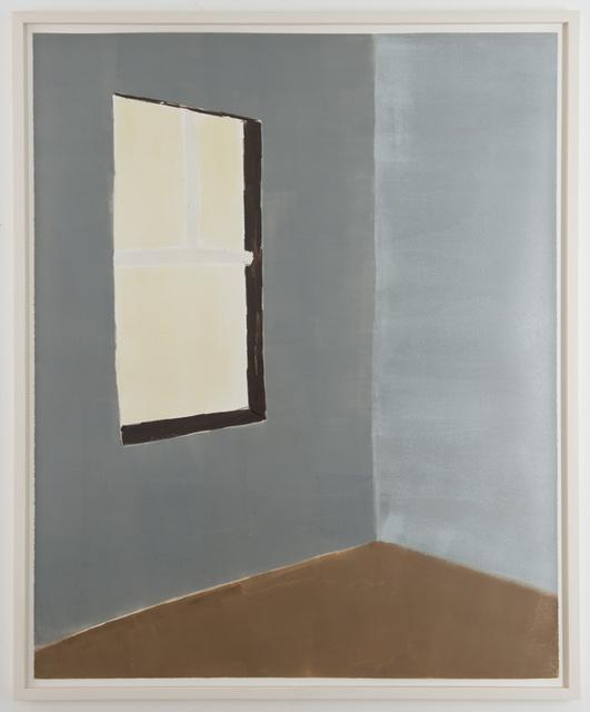 , 'Düsseldorfer Zimmer,' 2017, Galerie Peter Kilchmann