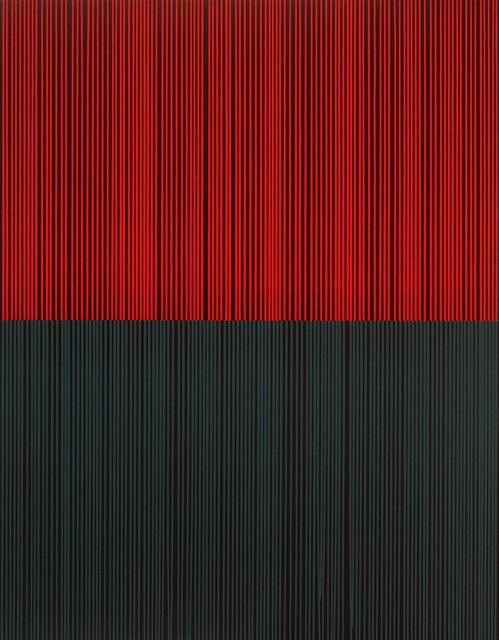 Francisco Suárez, 'Chromatic fields 17', 2013, Victor Lope Arte Contemporaneo