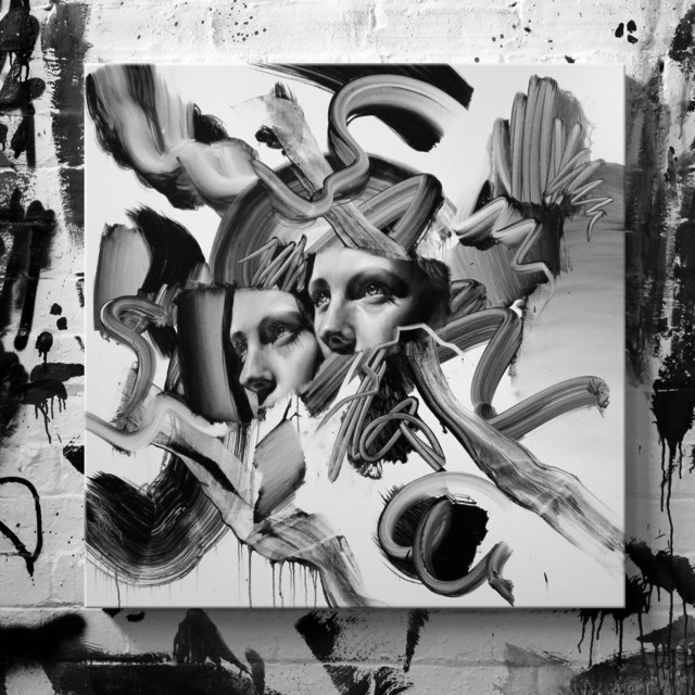 Tom French, 'Parallax Portrait', 2017, Unit London