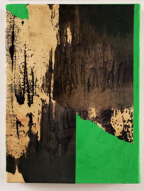 , 'Studio per un paesaggio I,' 2014, CO2