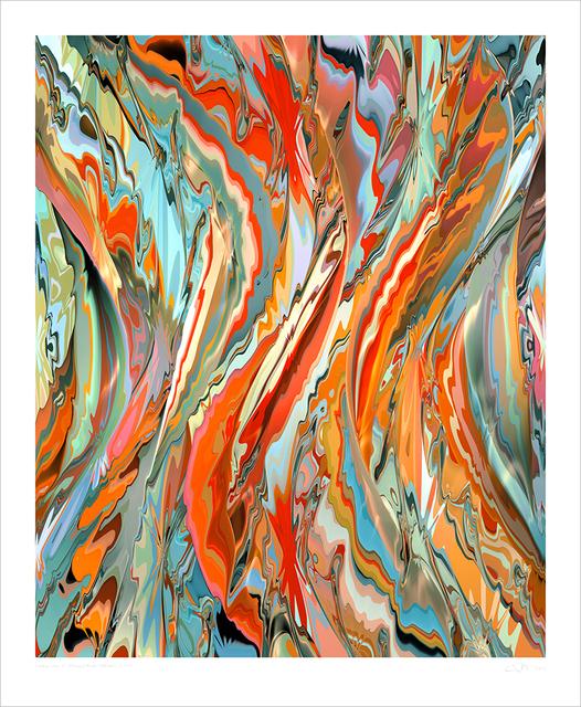 , 'Lyric SV / Tangerine Dream,' 2017, TAG Fine Arts