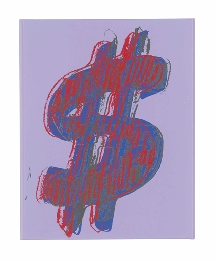 Andy Warhol, 'Dollar Sign', Christie's