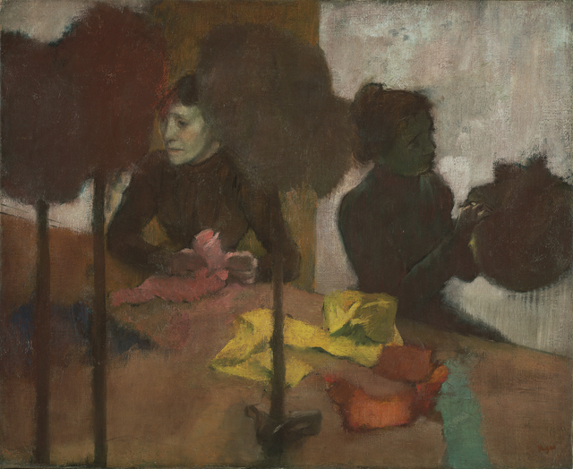 , 'The Milliners,' 1882-1905, Legion of Honor