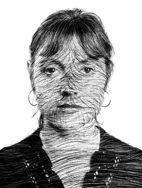 , 'SELBST,' 1977, Anita Beckers