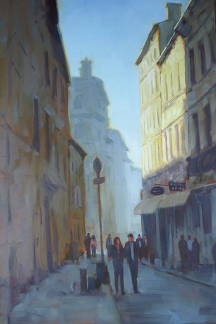 , 'A Quiet Morning,' 2014, Susan Calloway Fine Arts