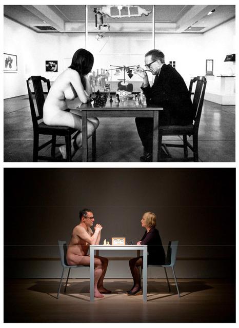 , 'Eve's Game with Enrico Lunghi (Mudam, Luxemburg),' 2011, espaivisor - Galería Visor