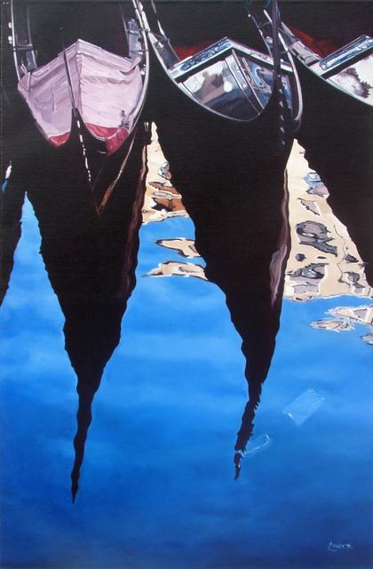 Gerd Lieder, 'Gondola', 1998, HOHMANN