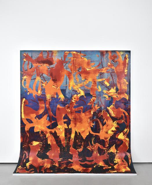 , 'Untitled,' 2018, Galerie Christophe Gaillard