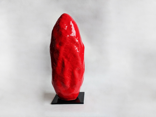 , 'Red Cocoon,' 2018, Artist's Proof