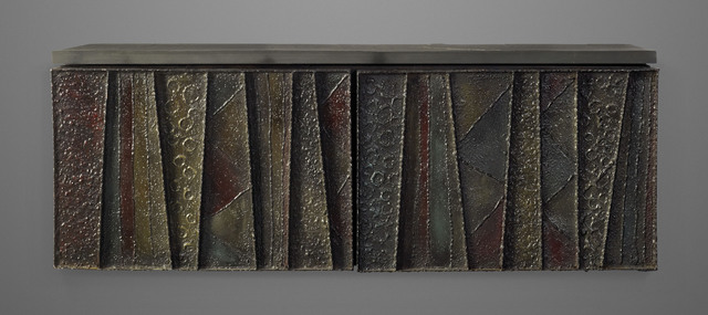 Paul Evans, 'A wall mounted cabinet', designed 1969, Christie's