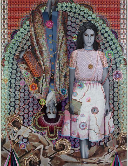, 'Les Femmes d'Alger #II,,' 2017, DENK Gallery