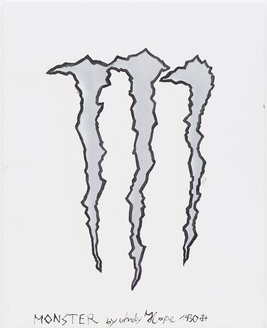 , 'Monster,' 2016, Gabriele Senn Galerie