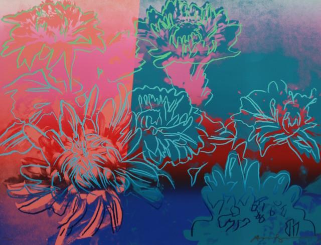 Andy Warhol, 'Kiku', 1983, Gallery HAAS & GSCHWANDTNER
