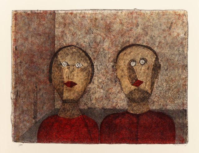 Rufino Tamayo, '90th Anniversary Suite (six works)', 1989, Heritage Auctions