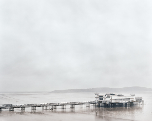 , 'Weston-Super-Mare Grand,' 2011, KLOMPCHING GALLERY