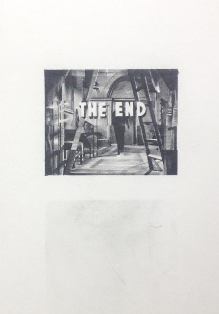 , 'The End (16),' 2015, Galleri Tom Christoffersen