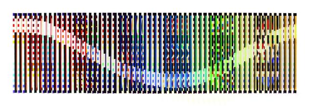 , 'Rainbow Rhythm,' ca. 1995, Corridor Contemporary