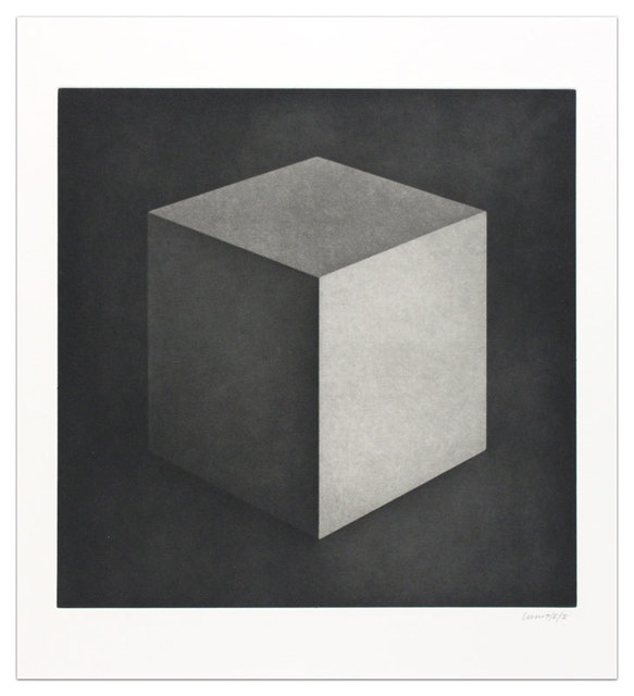 , 'Cube,' 1997, Krakow Witkin Gallery