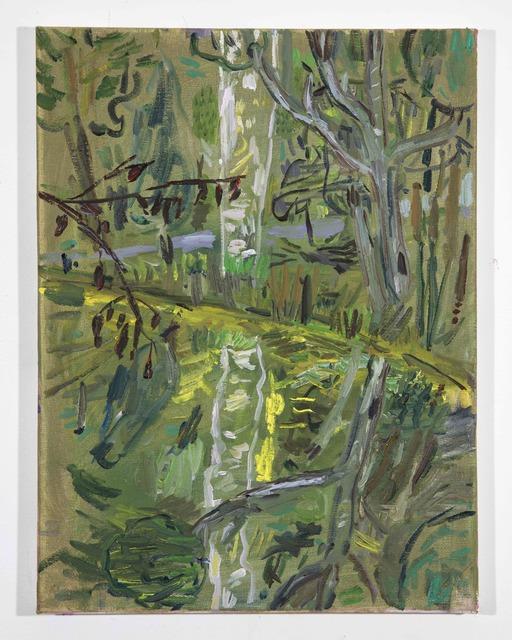 Lisa Sanditz, 'Landscape Color Study 10', 2019, Painting, Oil on canvas, Jonathan Ferrara Gallery